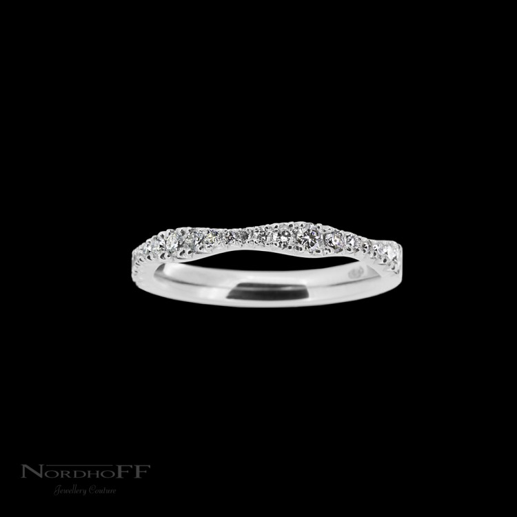 Custom Wedding Rings Perth Nordhoff Jewellery